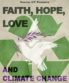 Faith, Hope, Love and Cimate Change
