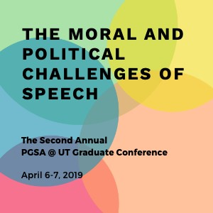THE MORAL AND POLITICAL CHALLENGES OF SPEECH Conference